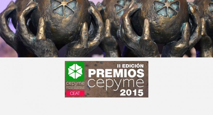 Segunda edición premios Cepyme